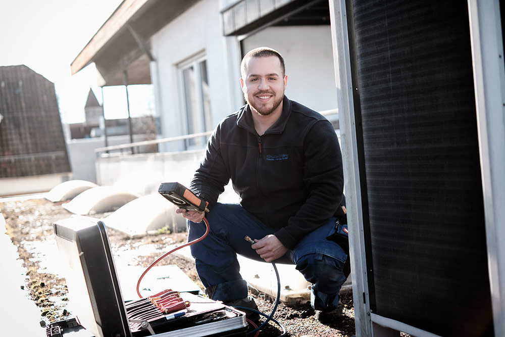 Jogangebot Mechatroniker für Kälte- und Klimatechnik